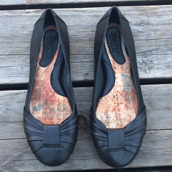 Born Shoes   Nice Black Flats   Poshmark